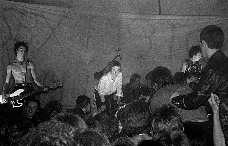 Camden Town's Punk Story
